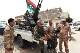 Армия Ливии говорит, что контролирует Триполи
