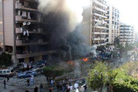 Не менее 22 человек погибло от взрыва в Ливане