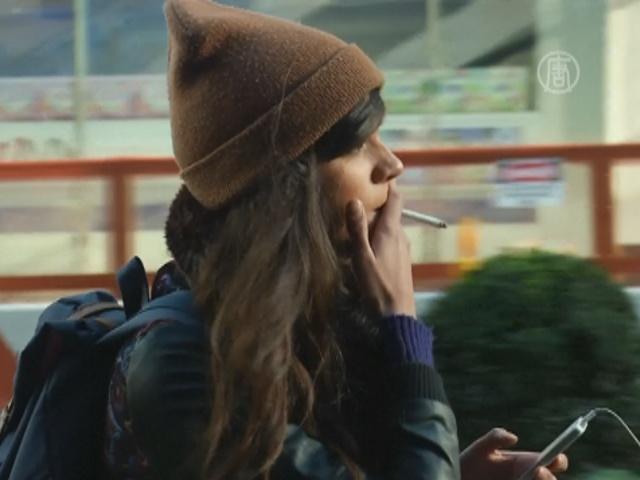 В Нью-Йорке запретили покупать сигареты до 21 года