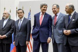 «Шестёрка» подписала договор с Ираном