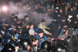 Киев: более 100 тысяч человек выступили за евроинтеграцию
