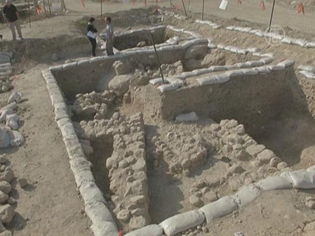 В Израиле нашли город возрастом 10 тысяч лет