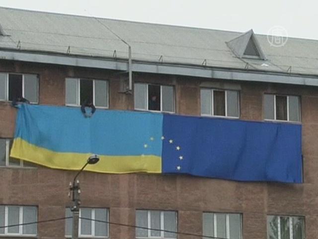 Украинский город на границе с Польшей хочет в ЕС