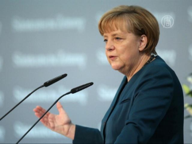 Партия Меркель взяла в союзники соперника