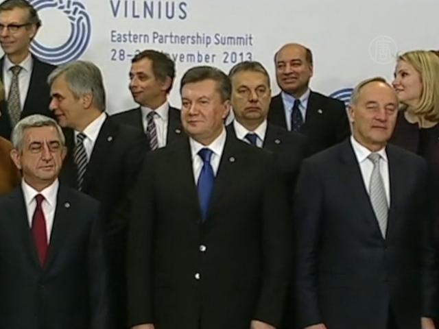 Европа не подписала соглашение с Украиной