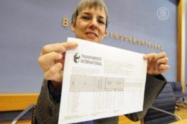 Опубликован Индекс восприятия коррупции-2013