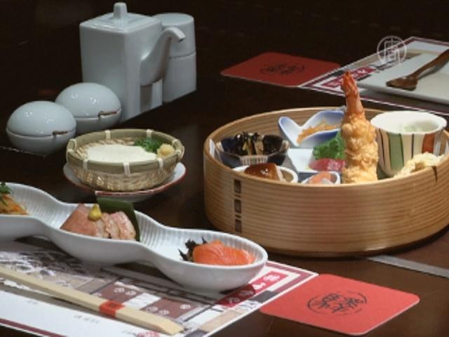 Японская кухня признана ЮНЕСКО