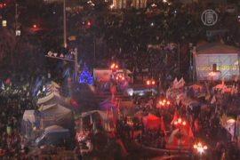 В Украине продолжаются митинги