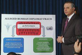 США обвинили дипломатов РФ в аферах с субсидиями