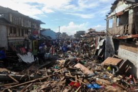 Филиппины по-прежнему остаются в руинах