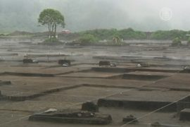 В Колумбии откапывают древнее поселение индейцев