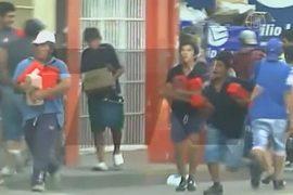 Пока полиция бастует, на улицы вышли мародеры