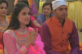 11.12.13: свадебный бум в Нью-Дели