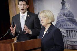 Конгресс США договорился о бюджете
