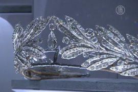 Бриллианты Cartier собрали на одной выставке