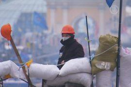 Казацкая юшка и осетр на «Евромайдане»
