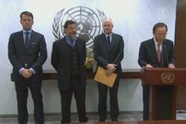 ООН: химоружие в Сирии применяли в 5 из 7 случаев