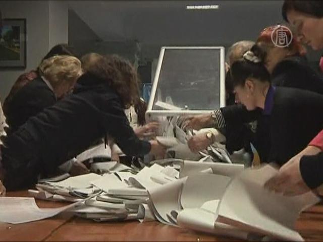 В Украине состоялись довыборы в парламент
