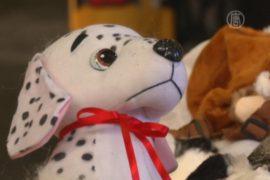 2 грузовика опасных игрушек уничтожили во Франции