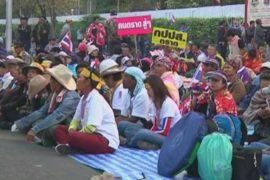 Таиланд: кандидатов на выборы не пустили на стадион