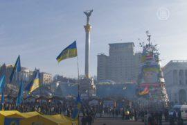 На «Евромайдане» готовы стоять «до конца»