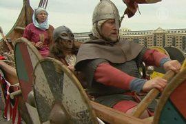 Викинги снова совершили набег на Лондон