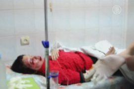 МВД пикетируют из-за жестоко избитой журналистки