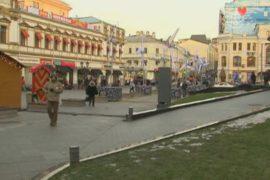 Москва снова бьет температурные рекорды
