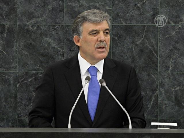 Президент Турции утвердил перестановку кабинета