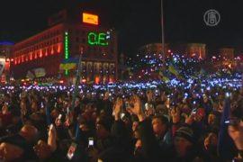 В Новогоднюю ночь на Майдане поставят рекорд