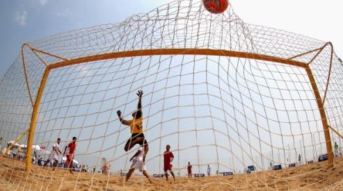 Пляжный футбол: история и развитие