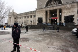 В Волгограде прошли первые похороны жертв терактов