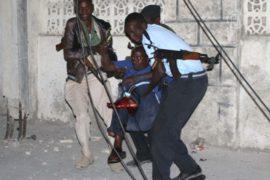 Серия взрывов в Сомали: 11 погибших
