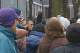 Активисты «Евромайдана» пикетировали Минздрав