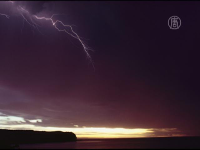 В пляж в Аргентине ударила молния, есть жертвы