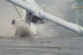 Пилоты пережили крушение два раза за один день