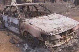 На западе Австралии сгорело более 40 домов
