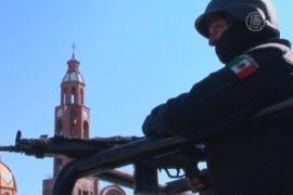 Отряды самозащиты в Мексике конфликтуют с властями
