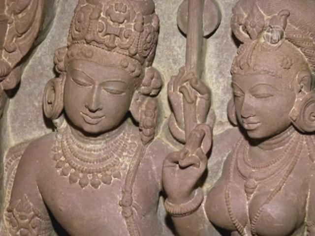 США вернули Индии украденные скульптуры