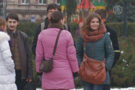 Украинские студенты отказались голодать