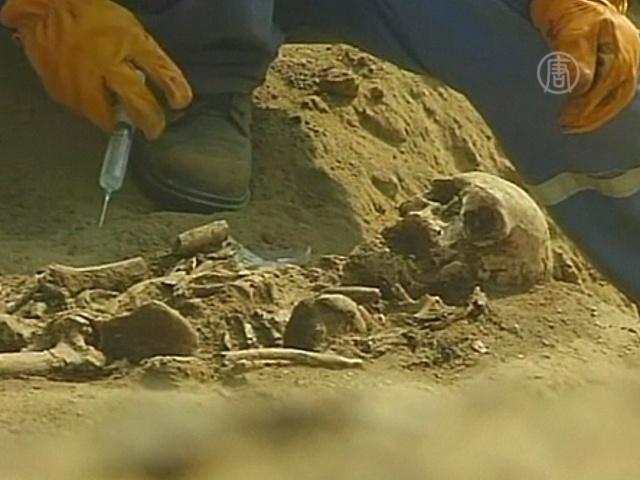 В Перу нашли десятки могил сиканской культуры