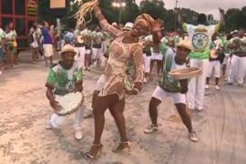 Бразилия готовится к знаменитому карнавалу в Рио