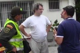 Похищенного немца спасла колумбийская полиция