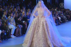 Роскошные платья Эли Сааба покоряют сердца женщин