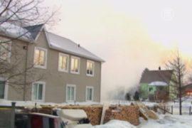 В Канаде сгорел дом престарелых, есть жертвы