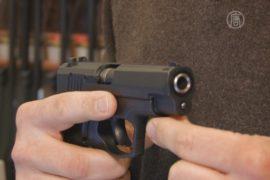 В Киеве – против применения огнестрелов