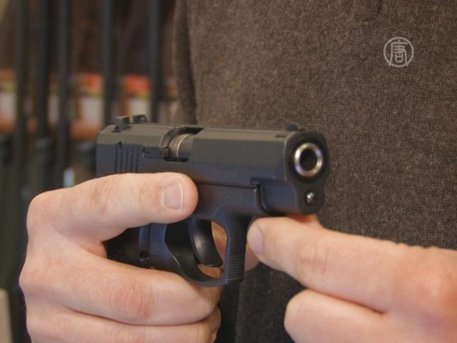 В Киеве — против применения огнестрелов