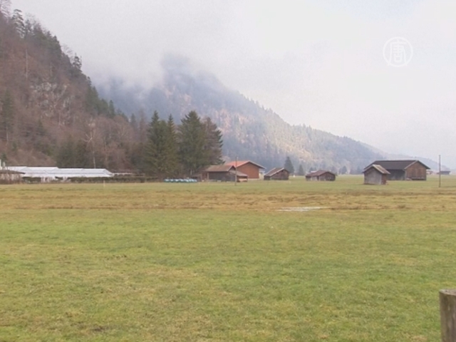 Горнолыжные курорты Германии страдают без снега