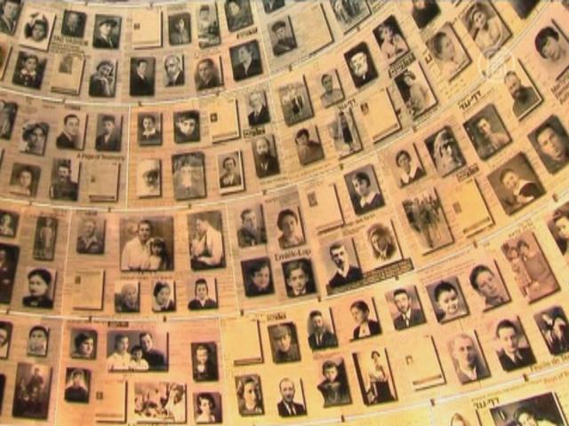 Имена жертв Холокоста продолжают разыскивать