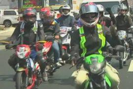 Филиппинские байкеры возмутились дискриминацией